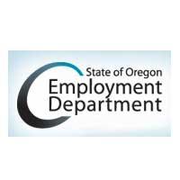 logo oregon employment dept