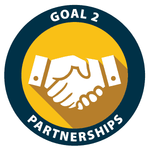 Goal 2: Partnerships
