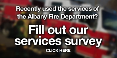 AFD Services Survey