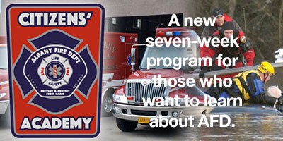afd homepage citizens academy