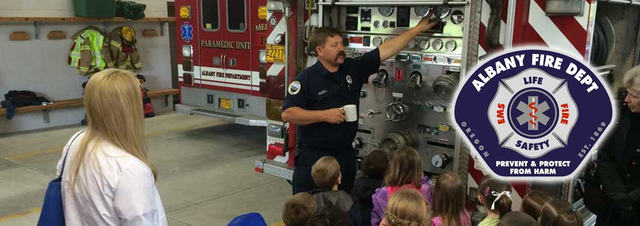 Fire Station Visits