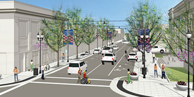 feature dt streetscape