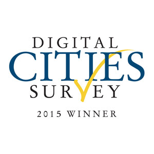 digital cities winner 2015