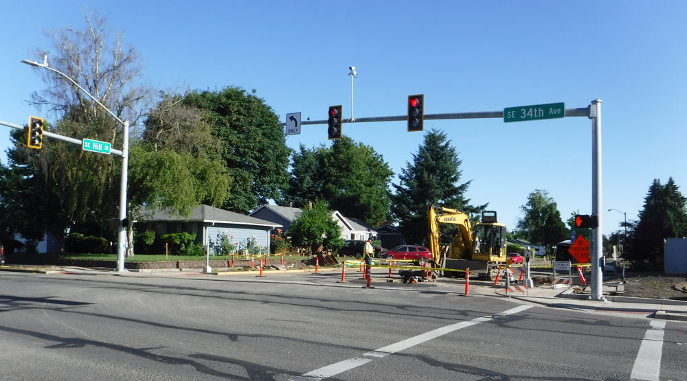 Under construction this summer: streets, pipes, sidewalks