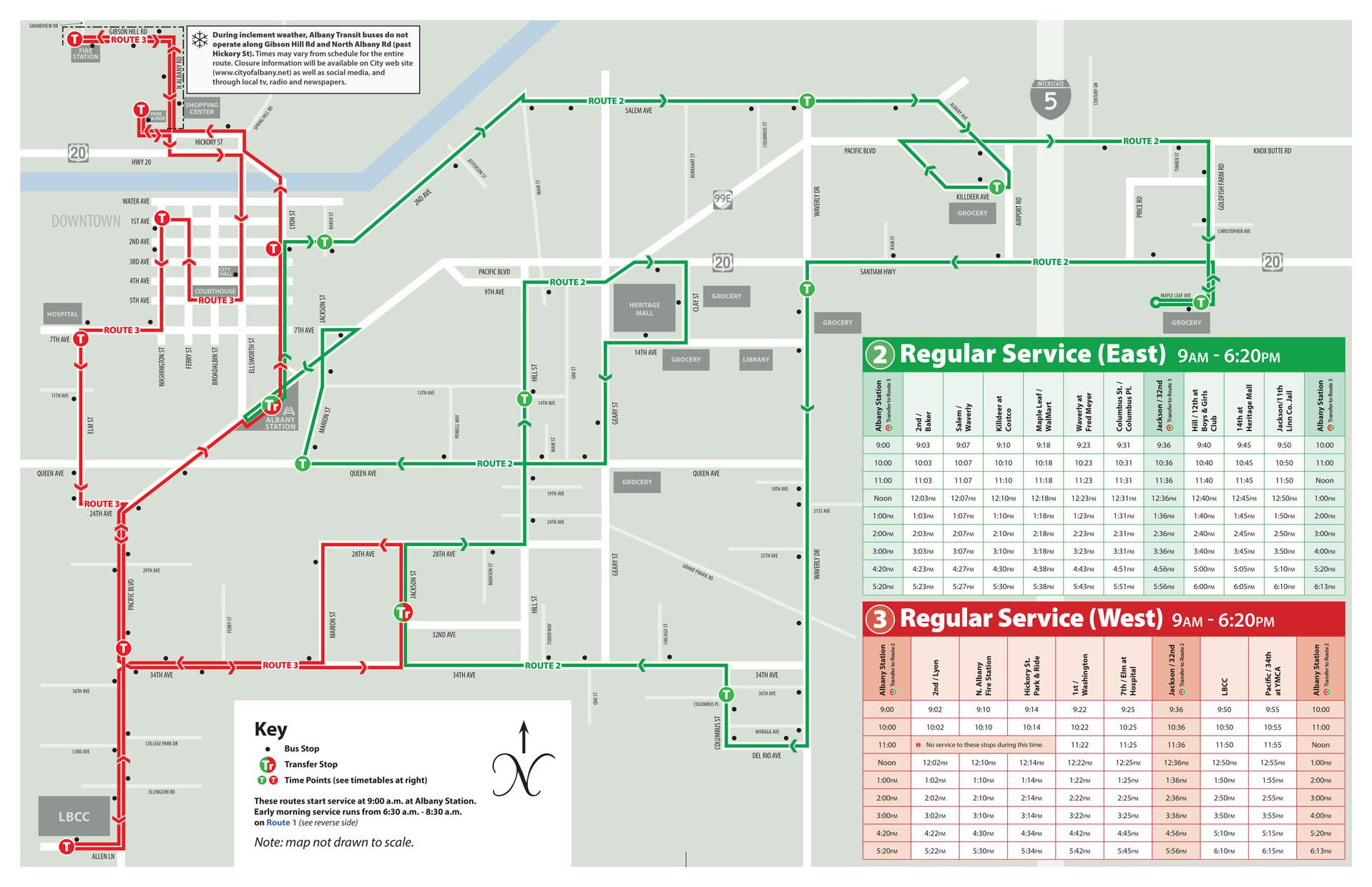 Albany Transit System
